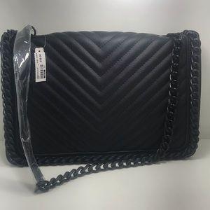 Brand New Aldo Greenwald Crossbody Bag Black